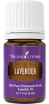 YL Lavender essential oil to relax