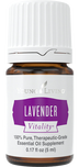 YL Lavender Vitality essential oil to reduce stress